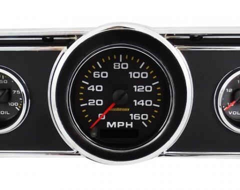 Intellitronix 1965-1966 Ford Mustang Analog Gauge Panel AP7001
