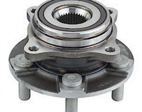Moog Hub Assemblies 512517, Wheel Bearing and Hub Assembly, OE Replacement