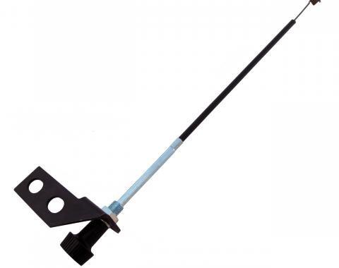 ACP Fresh Air Control Cable With Bracket FM-BA031