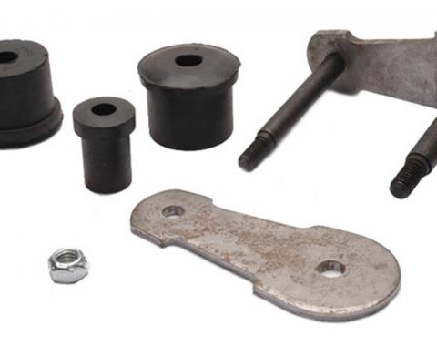 "Leaf Spring Shackle Kit, 3 1/2"" Stud to Stud"
