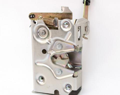 AMD Door Latch, RH, 73-79 F100 F150 F250 F350; 78-79 Bronco; 71-76 Torino; 71-78 Mustang X535-8571-R