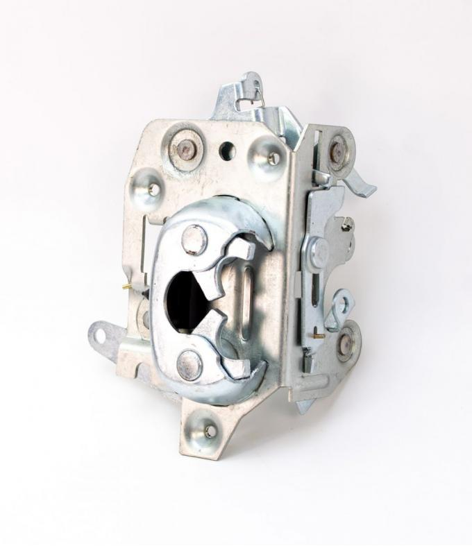 AMD Door Latch, RH, w/o Door Warning Light or Vacuum Door Lock, 68-70 Falcon Fairlane Torino X535-8568-R