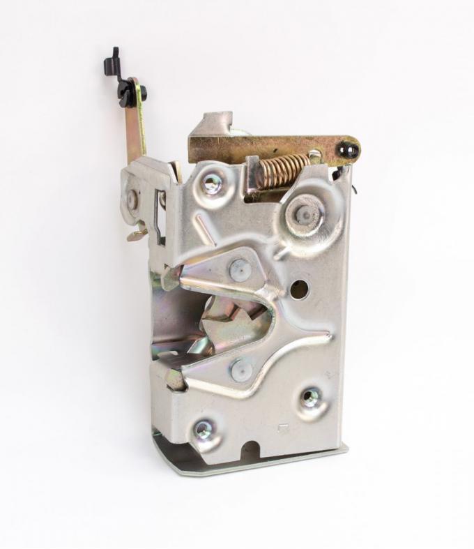 AMD Door Latch, LH, 73-79 F100 F150 F250 F350; 78-79 Bronco; 71-76 Torino; 71-78 Mustang X535-8571-L
