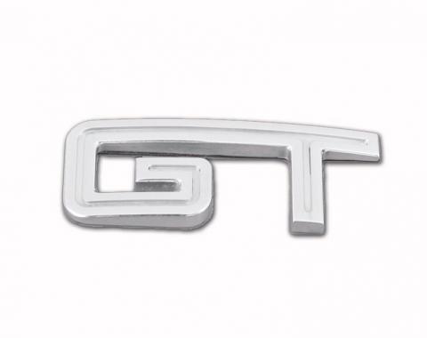 DefenderWorx Mustang GT Emblem Chrome 900757
