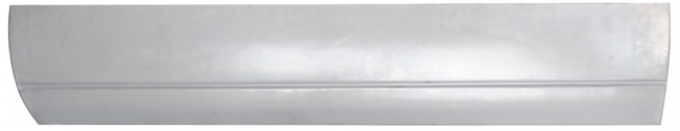 Key Parts '89-'97 Lower Door Skin, Driver's Side N0544220L