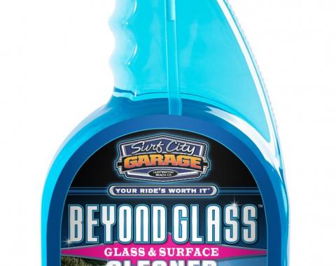 Surf City Garage Beyond Glass™ Glass & Surface Cleaner