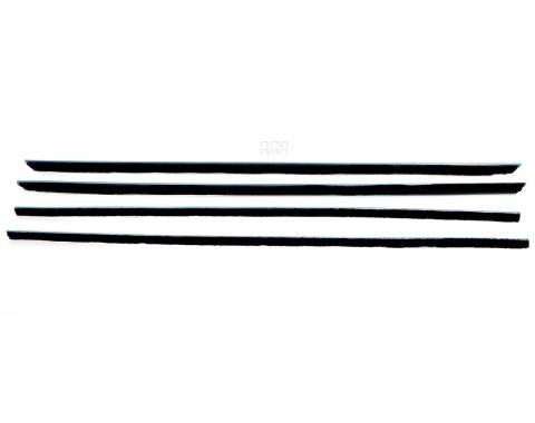 ACP Beltline Window Felt Kit Fastback FM-BW041A