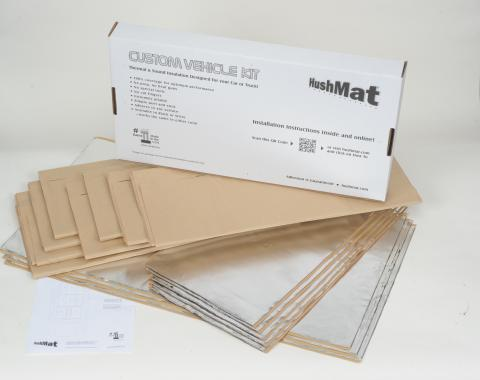 HushMat  Sound and Thermal Insulation Kit 62850