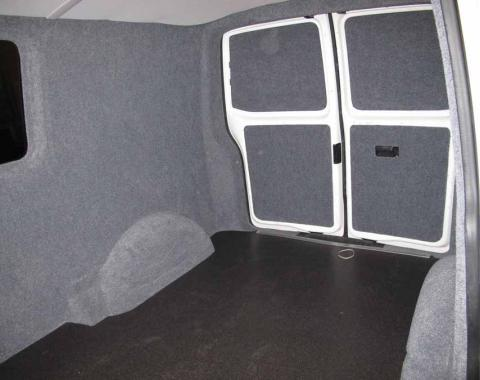 HushMat Mercedes-Benz Sprinter 3500 2015-2018   Rear Door Sound Deadening Insulation Kit 599106