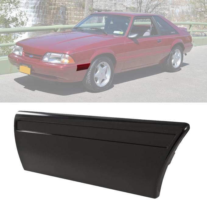 Daniel Carpenter 1991-1993 Mustang LX Black Fender to Body Molding Moulding Driver Left LH Side F1ZZ-16069