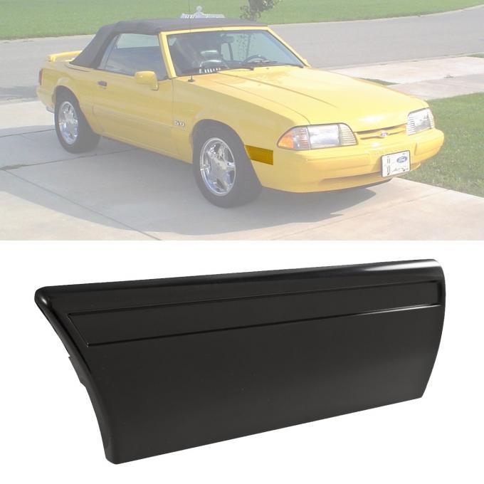 Daniel Carpenter 1991-1993 Mustang Fender to Body Panel Molding Moulding Passenger Right RH Side F1ZZ-16068