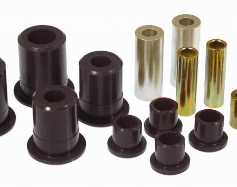 Mustang Rear Control Arm Bushing Kit, Black Polyurethane, SVT Cobra, 1999-2004