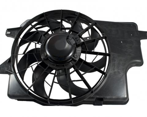 Daniel Carpenter 1994-1996 Mustang V6 3.8L Radiator Electric Engine Cooling Fan, Shoud Motor Unit F5ZZ-8607
