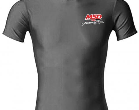 MSD Compression Crew Shirt 9545