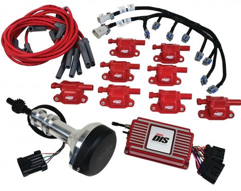 MSD Direct Ignition System [DIS] Kit 60153