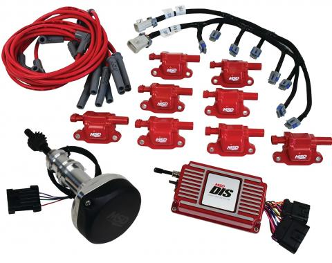 MSD Direct Ignition System [DIS] Kit 60152