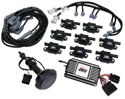 MSD Direct Ignition System [DIS] Kit 601533