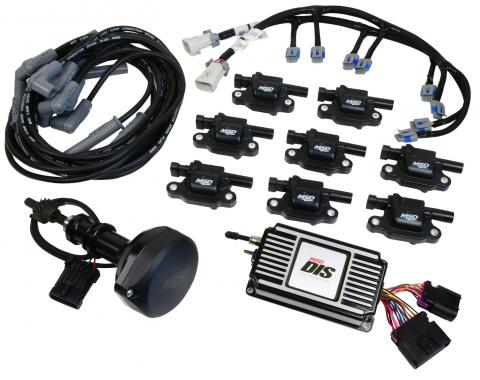 MSD Direct Ignition System [DIS] Kit 601523
