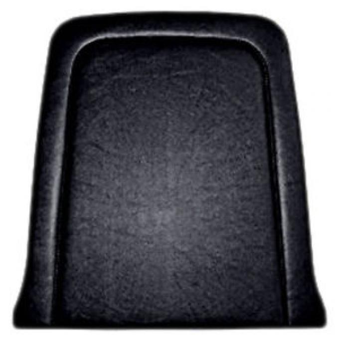 TMI 1965-1967 Mustang & Shelby, Upholstered Seat Back Board, 1pr. | Black