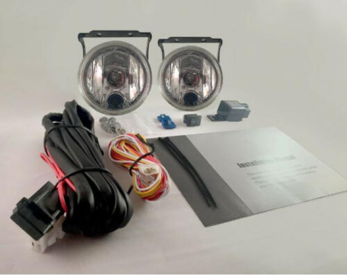 Mustang Cobra Fog Lamp Kit, 1994-1998