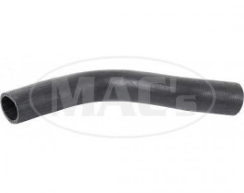 Ford Mustang Upper Radiator Hose - Replacement Type - 289, 302 & 351 - Without Air Conditioning - FORD