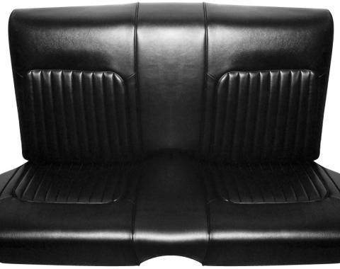 Distinctive Industries 1968 Cougar XR7 Hardtop Rear Bench Seat Upholstery 107060
