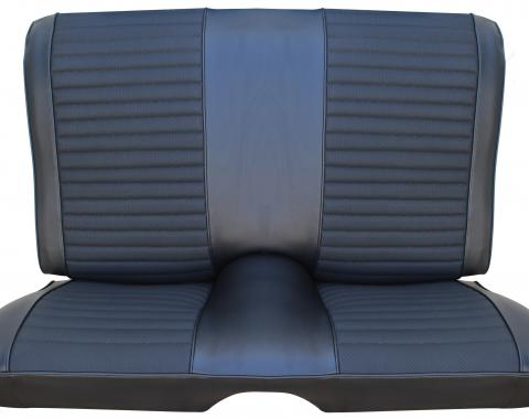 Distinctive Industries 1971-73 Mustang Mach 1 Rear Bench Seat Upholstery 069060