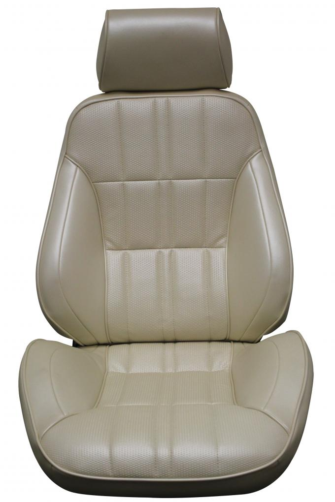 Distinctive Industries 1971-73 Mustang Deluxe/Grande Touring II Assembled Front Bucket Seats 060060