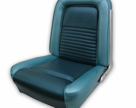 Distinctive Industries 1967 Mustang Standard Front Bucket Seat Upholstery 068163