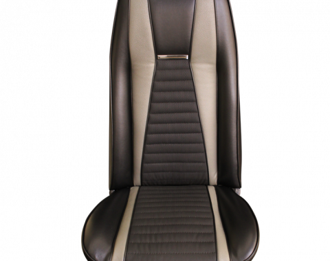 Distinctive Industries 1971-73 Mustang Mach 1 Front Bucket Seat Upholstery 069062