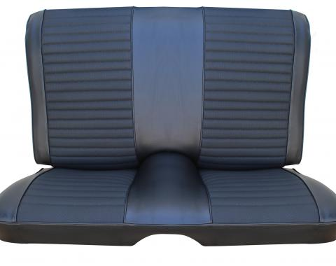 Distinctive Industries 1970 Mustang Mach 1 Convertible Rear Bench Seat Upholstery 068625