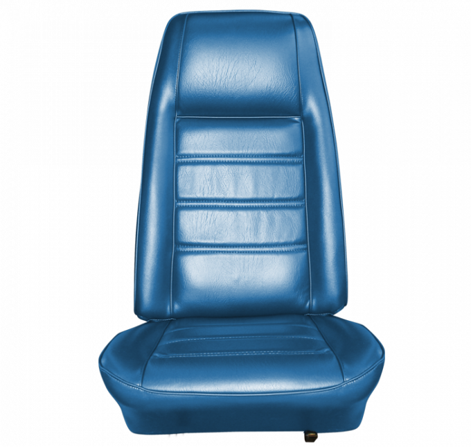 Distinctive Industries 1971-73 Mustang Standard Sports Roof Front & Rear Upholstery Set 068924