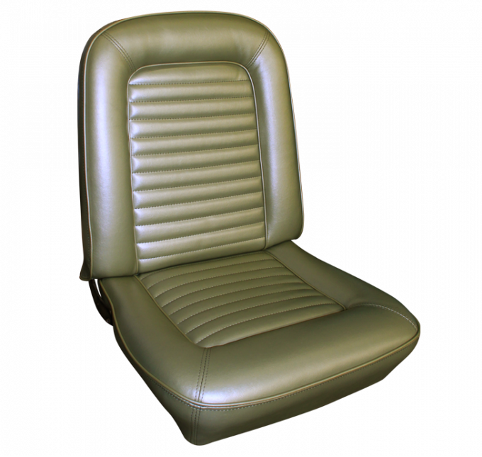 Distinctive Industries 1965 Mustang Standard Front Bucket Seat Upholstery 067769