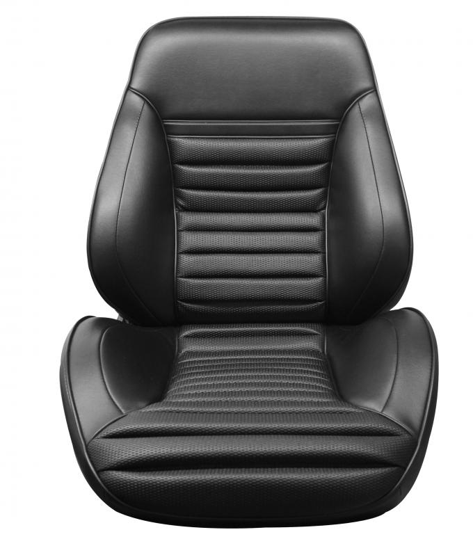 Distinctive Industries 1969 Mustang Mach 1 Touring II Assembled Front Bucket Seats 060035