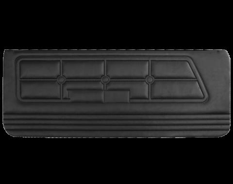 Distinctive Industries 1971-73 Mustang Standard Front Door Panels 068940