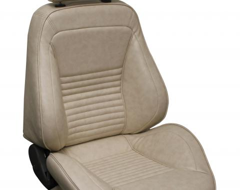Distinctive Industries 1967 Mustang Standard Touring II Assembled Front Bucket Seats 060010
