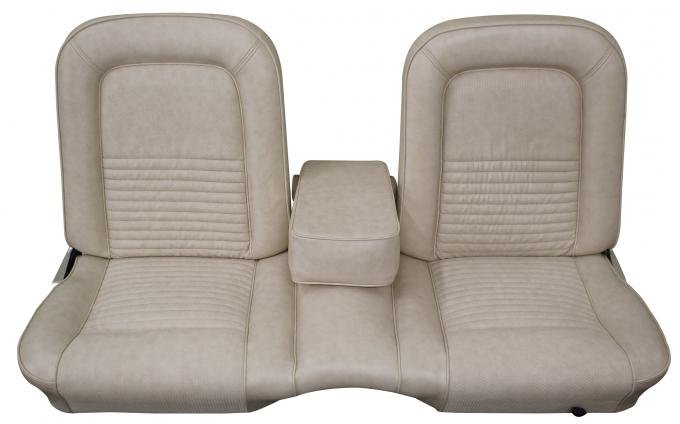 Distinctive Industries 1967 Mustang Standard Front Bench Seat Upholstery 068171