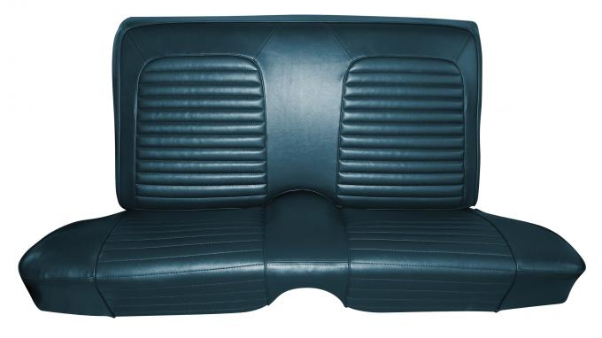 Distinctive Industries 1965 Mustang Standard Coupe Rear Bench Seat Upholstery 067703