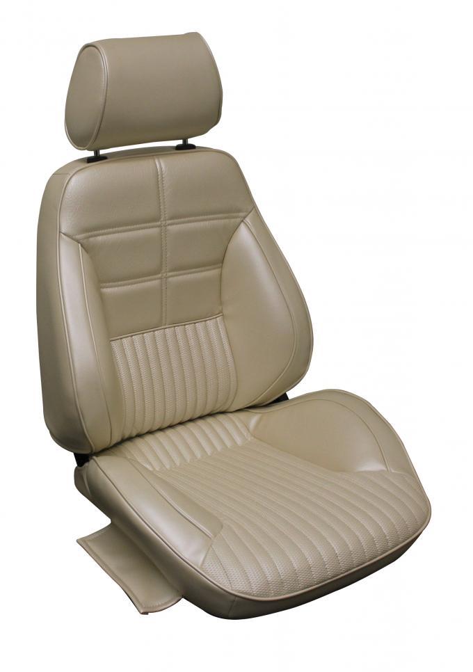 Distinctive Industries 1970 Mustang Deluxe/Grande Touring II Assembled Front Bucket Seats 060045