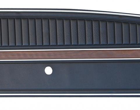 Distinctive Industries 1968 Mustang Deluxe Front Door Panels 068395