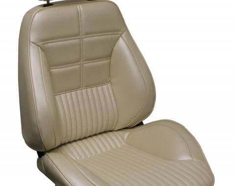 Distinctive Industries 1970 Mustang Deluxe/Grande Touring II Assembled Front Bucket Seats 060045