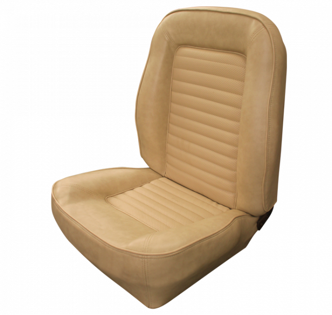 Distinctive Industries 1966 Mustang Standard Touring Front Bucket Seat Upholstery 068049