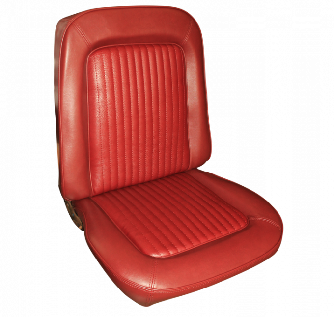 Distinctive Industries 1968 Mustang Standard Coupe with Buckets Front & Rear Upholstery Set 068304