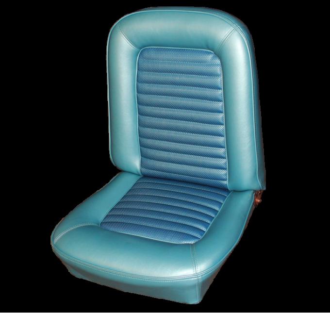 Distinctive Industries 1966 Mustang Standard Front Bucket Seat Upholstery 067967