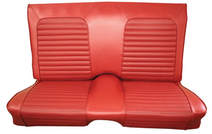 Distinctive Industries 1966 Mustang Standard Convertible Rear Bench Seat Upholstery 067930