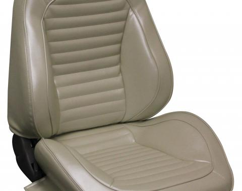 Distinctive Industries 1965 Mustang Standard Touring II Assembled Front Bucket Seats 060000