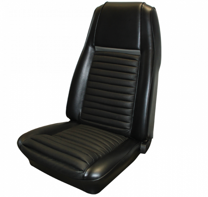 Distinctive Industries 1970 Mustang Mach 1 Front Bucket Seat Upholstery 068809