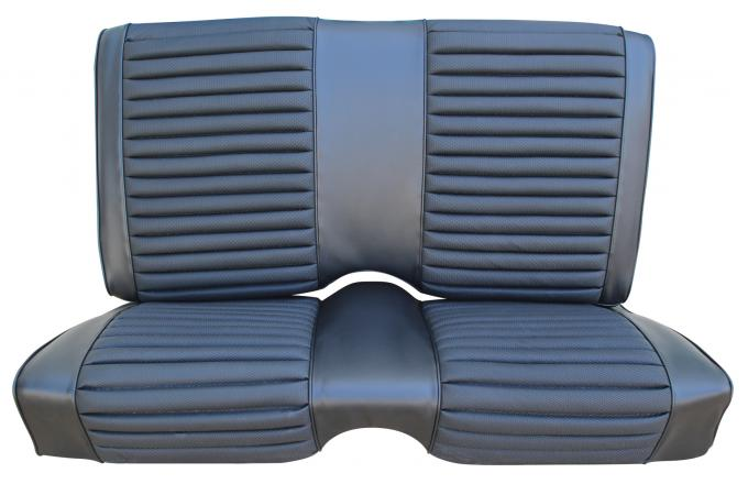 Distinctive Industries 1969 Mustang Mach 1 Rear Bench Seat Upholstery 068621