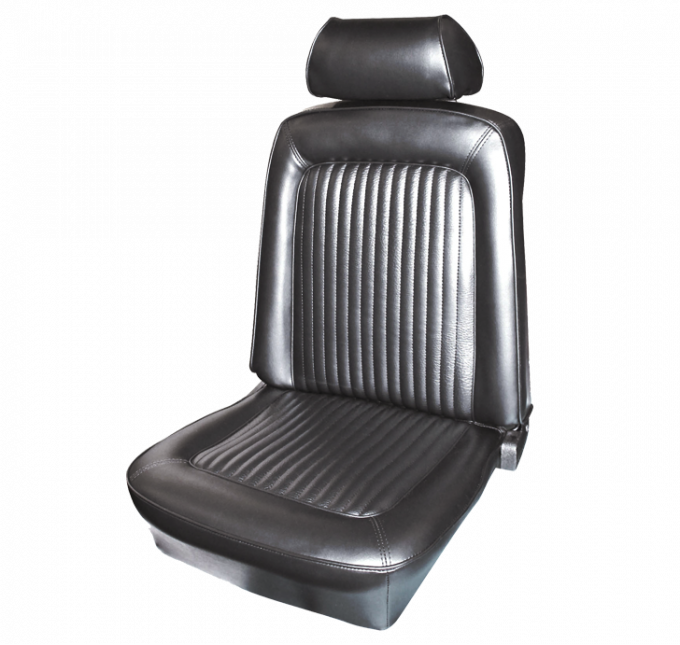 Distinctive Industries 1969 Mustang Standard Coupe with Buckets Front & Rear Upholstery Set 068502