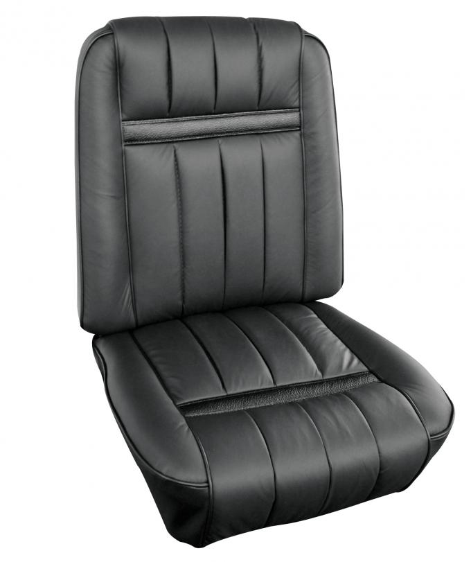 Distinctive Industries 1969 Cougar XR7 Hardtop & Convertible Front Bucket Seat Upholstery 107169